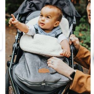 JJ Cole Bundleme Infant Stroller Blanket
